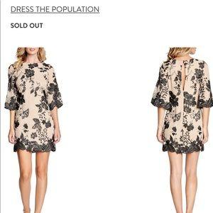 Dress the Population Dress SZ XS